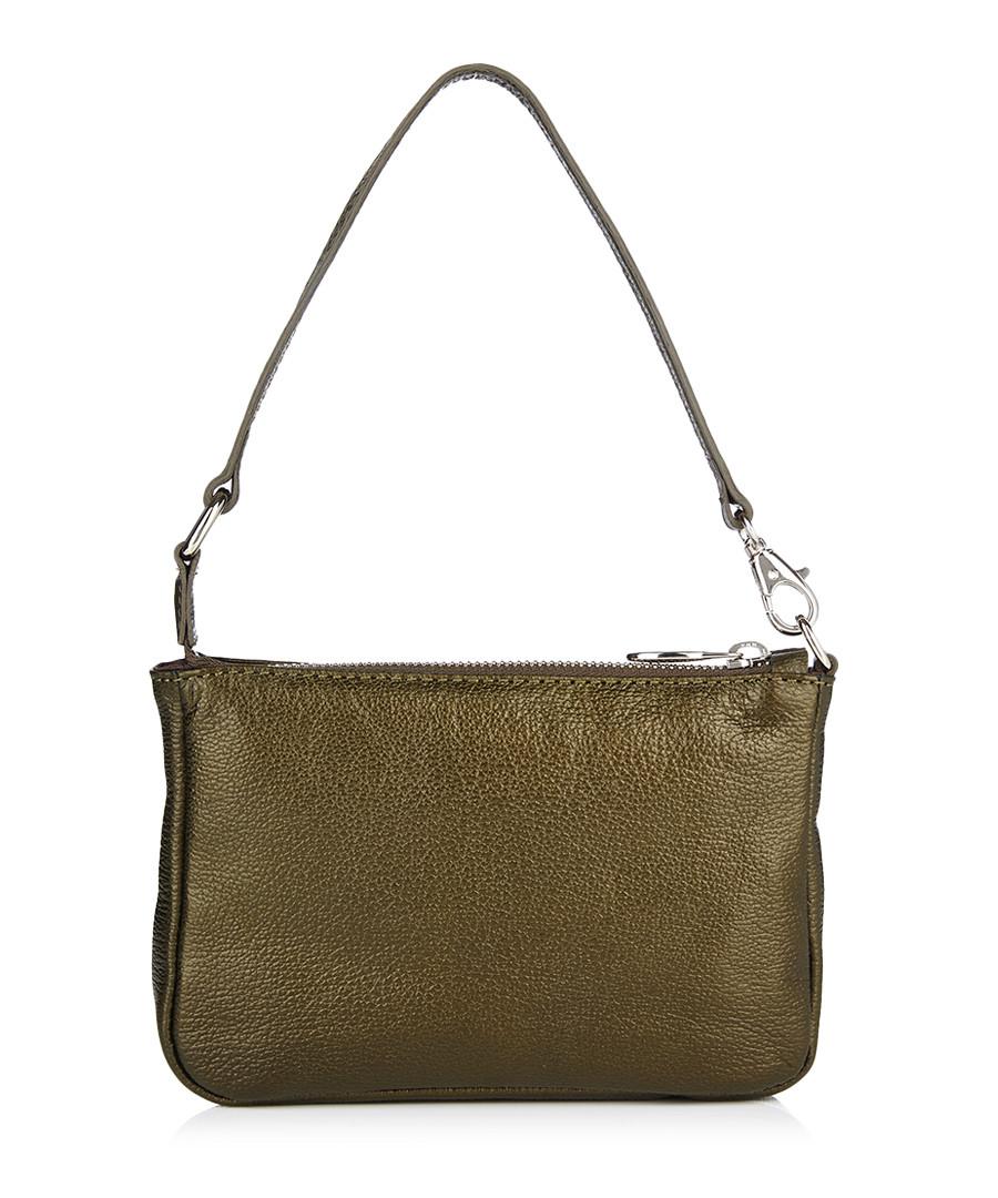 furla audrey xs army leather shoulder bag designer bags sale furla handbags secret sales. Black Bedroom Furniture Sets. Home Design Ideas