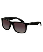 Justin matte black sunglasses
