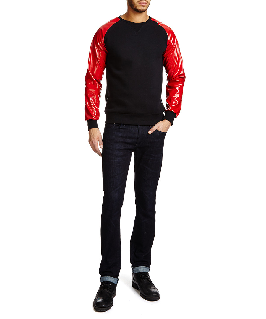 criminal damage 91 sweater out of stock sorry but this product will male models picture. Black Bedroom Furniture Sets. Home Design Ideas