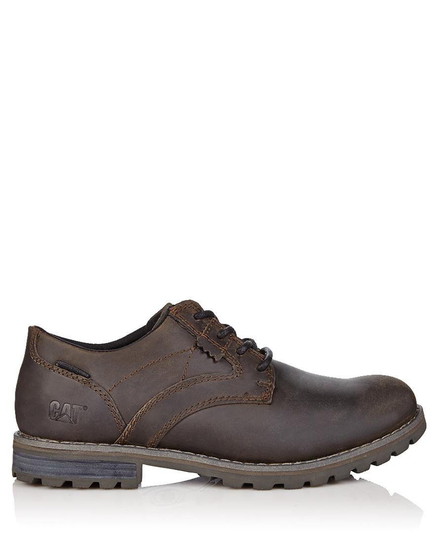Amazon Mens Shoes Leather Upper Rubber Soles