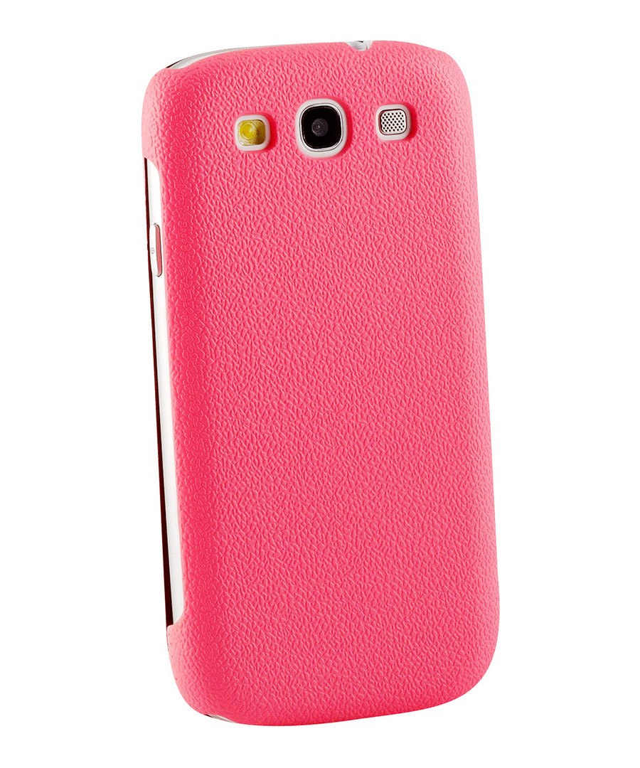 Home Samsung Accessories Samsung Galaxy S3 pink flip cover