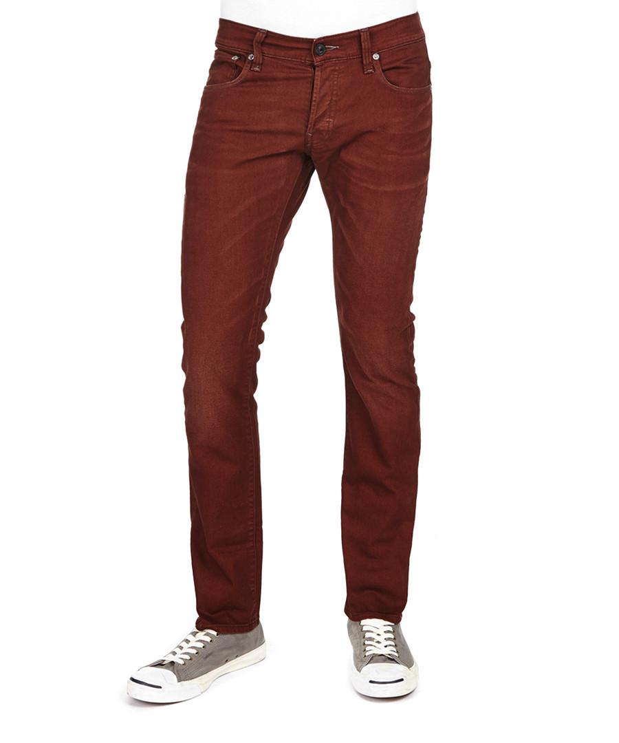 g star raw 301 super slim plum jeans designer trousers. Black Bedroom Furniture Sets. Home Design Ideas