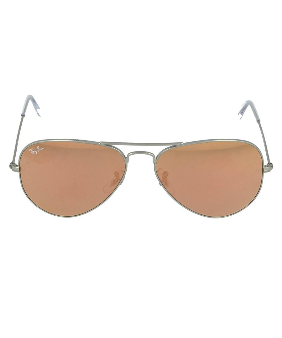 3c9b4c9cd1d ray ban pink aviator ray ban flash lenses amazon