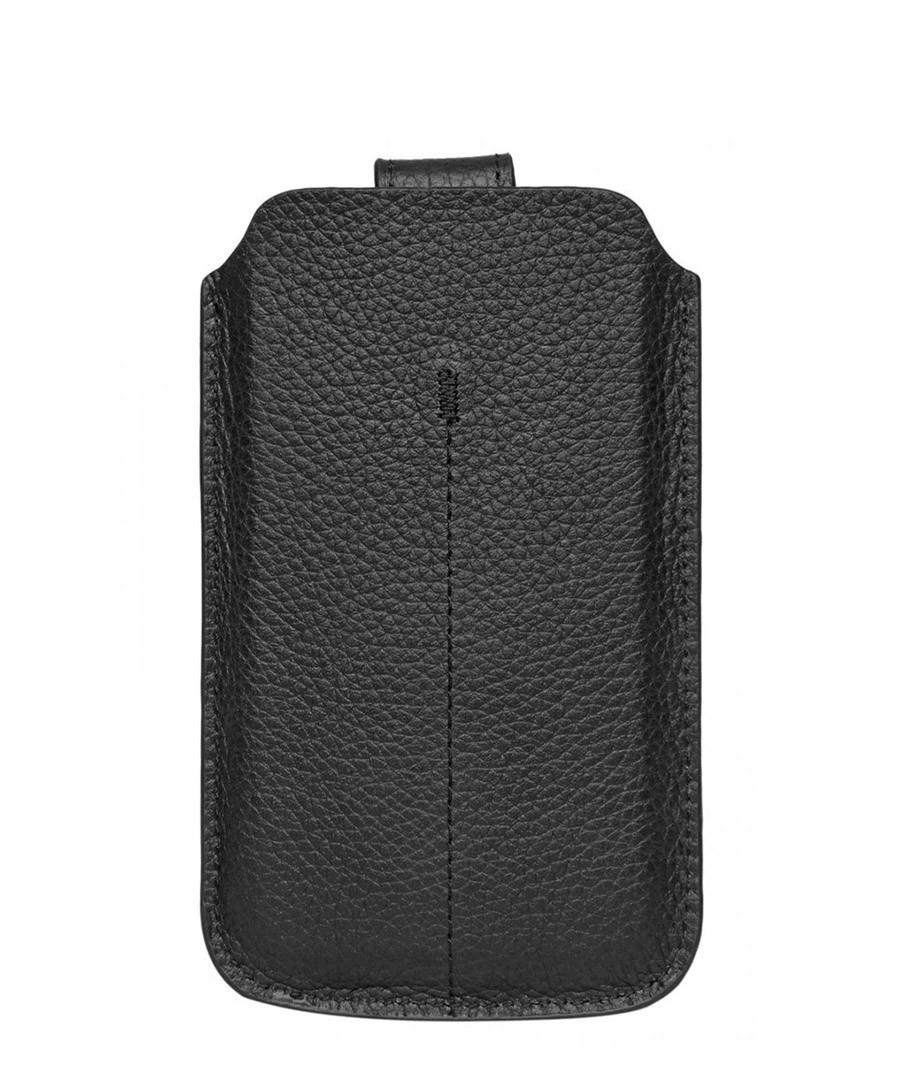geometric leather medium phone case Sale - Hugo Boss Sale