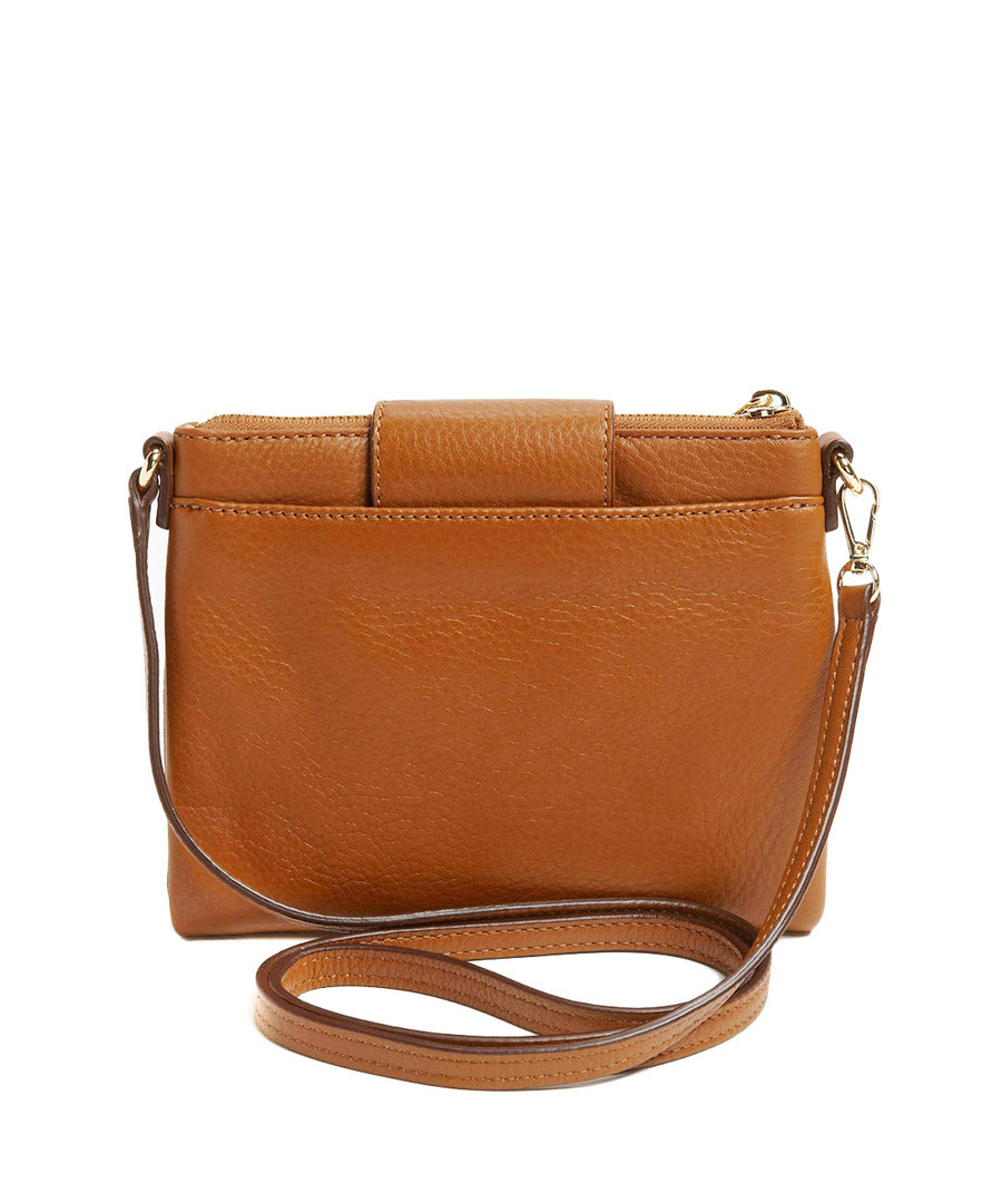 New Listing Michael Kors Small Orange Pebble Leather Cross Body Bag Purse Fall Gold Excellent used condition women's Michael Kors orange pebble leather crossbody bag. Smoke free home.