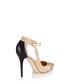 Nude croc print pointed leather heels Sale - Jimmy Choo Sale