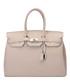 Amalia cream leather tote bag Sale - Nero Valentino Sale