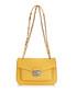Be Baguette yellow leather shoulder bag Sale - Fendi Sale