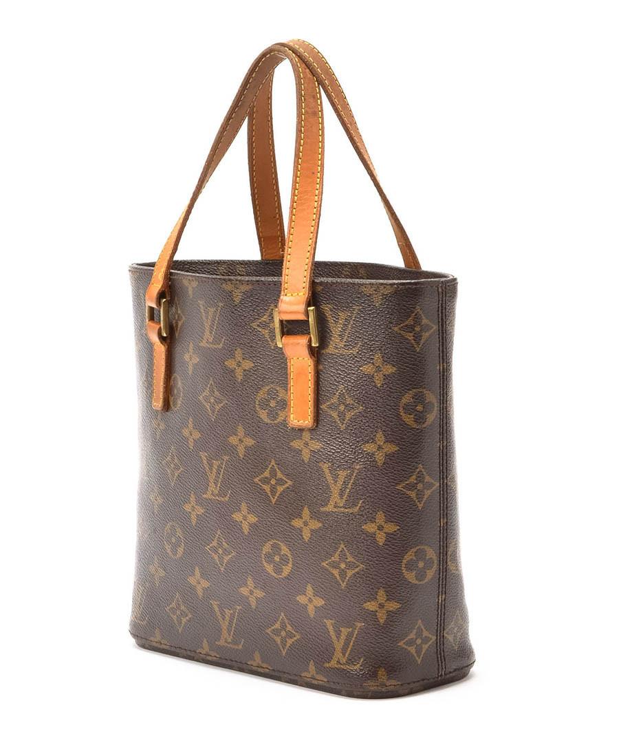 louis vuitton vavin pm brown tote shopper designer bags. Black Bedroom Furniture Sets. Home Design Ideas