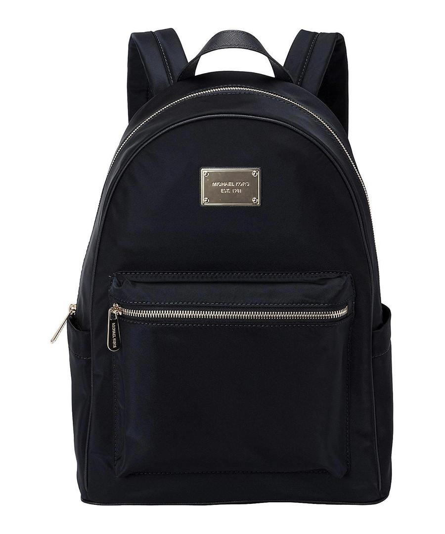 michael kors jet set black backpack designer accessories sale michael kors accessories. Black Bedroom Furniture Sets. Home Design Ideas