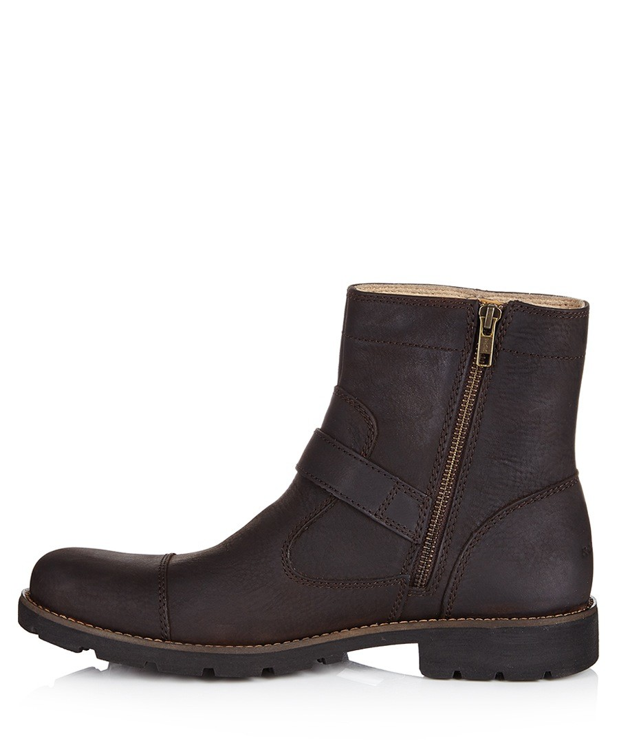 se inside brown leather boots sale rockport sale