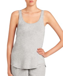 Buttercup Glow grey pyjama top