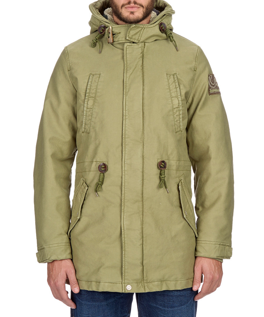 true religion parka military green images. Black Bedroom Furniture Sets. Home Design Ideas