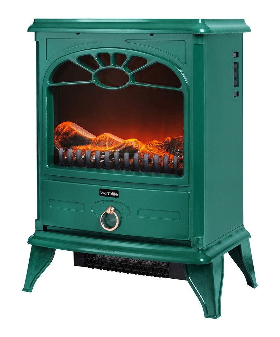 Electric Stove Heaters On Sale ~ Warmlite free standing electric stove fire w designer