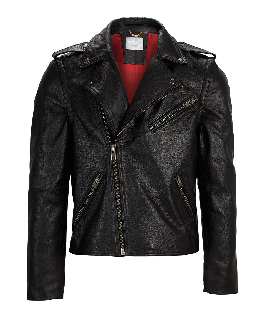 Greaser leather jackets
