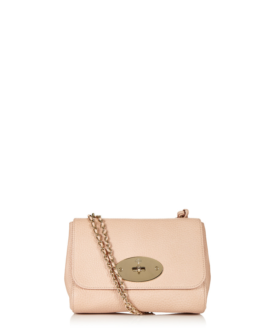 Mulberry Lily Leather Shoulder Bag 114