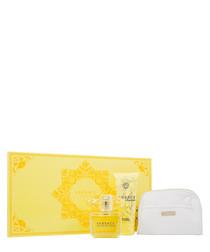 Yellow Diamond EDT 90ml gift set