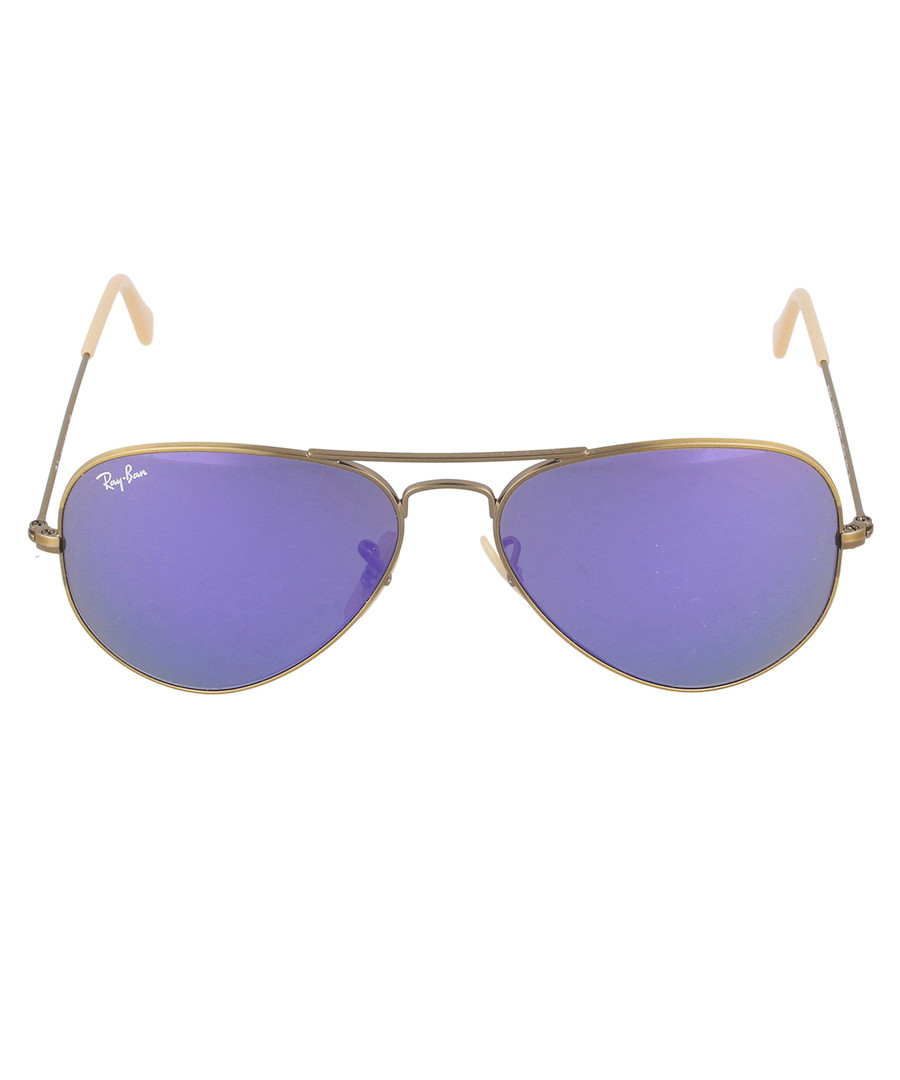 2d2831af2d Purple Lens Aviator Ray Bans « Heritage Malta