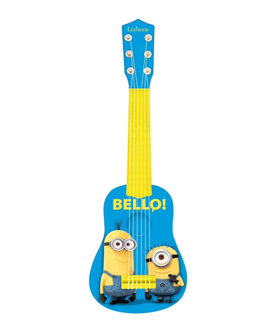 Lexibook Despicable Me minions acoustic guitar, Designer ...