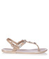 Rockstar Jelly champagne stud sandals Sale - Holster Sale