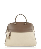 Piper Large Dome natural grab bag