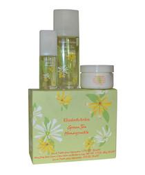 Set of 3 Green Tea Honeysuckle