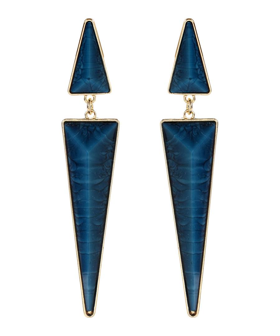 Northampton blue drop earrings Sale - Amrita Singh