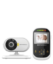 MBP18 4.6cm LCD video baby monitor