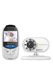 MBP27T 6.1cm LCD video baby monitor