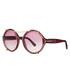 Juliet Bordeaux oversized sunglasses Sale - Tom Ford Sale