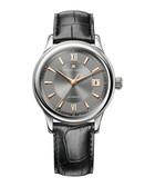 Les Classiques black & rose-gold watch