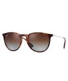 Erika brown gradient sunglasses