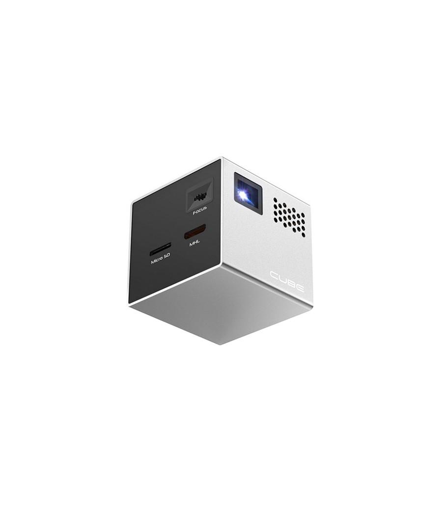 The Cube portable mobile projector set Sale - RIF6
