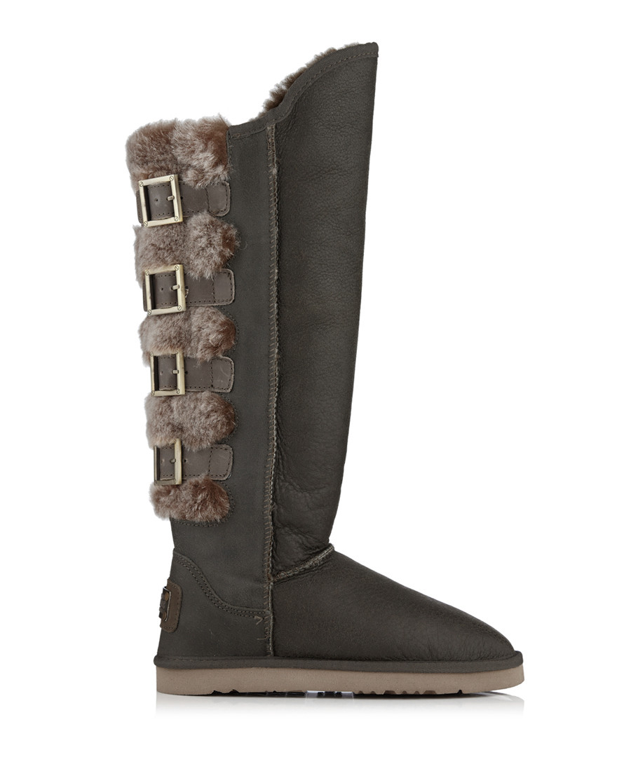 Spartan olive suede boots Sale - Australia Luxe