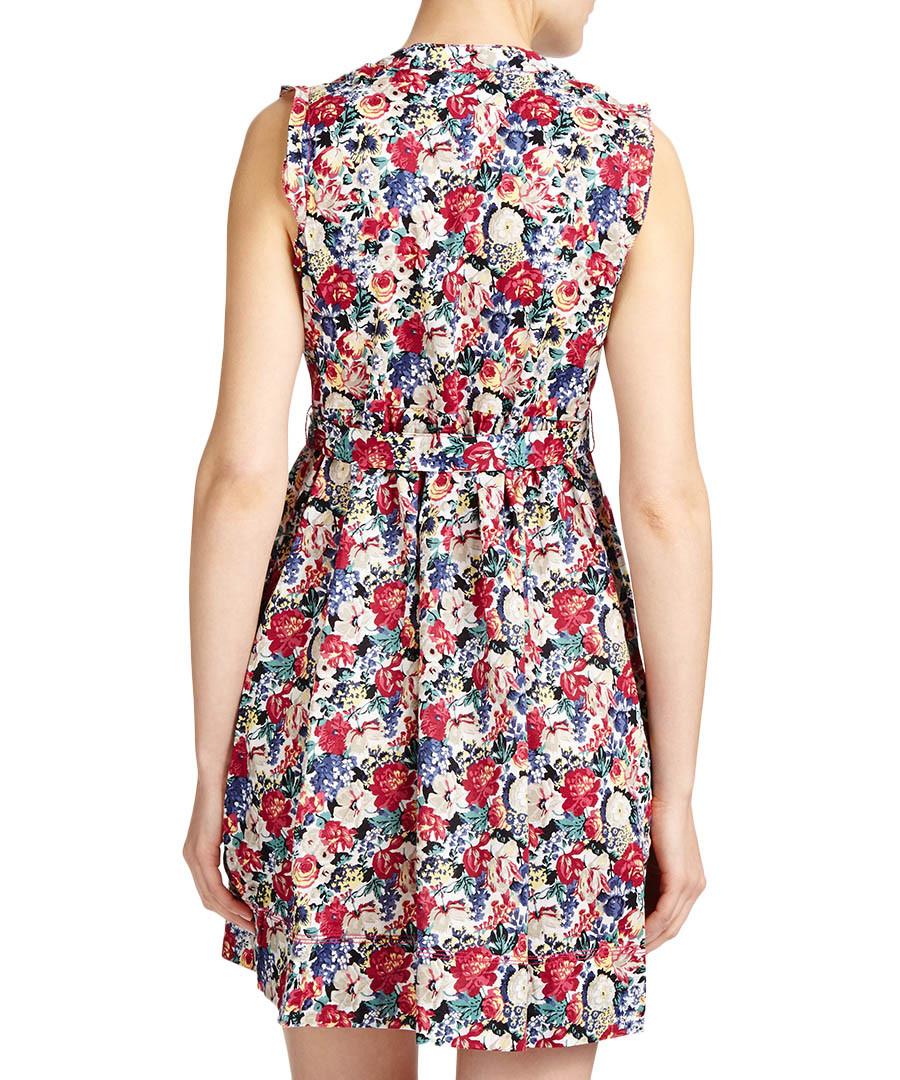tommy hilfiger gala floral dress designer dresses sale. Black Bedroom Furniture Sets. Home Design Ideas